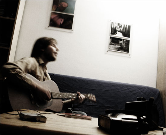 Norfolk & Western (Adam Selzer) by Laurent Orseau - hinah session - hinah hq - Paris, France #3