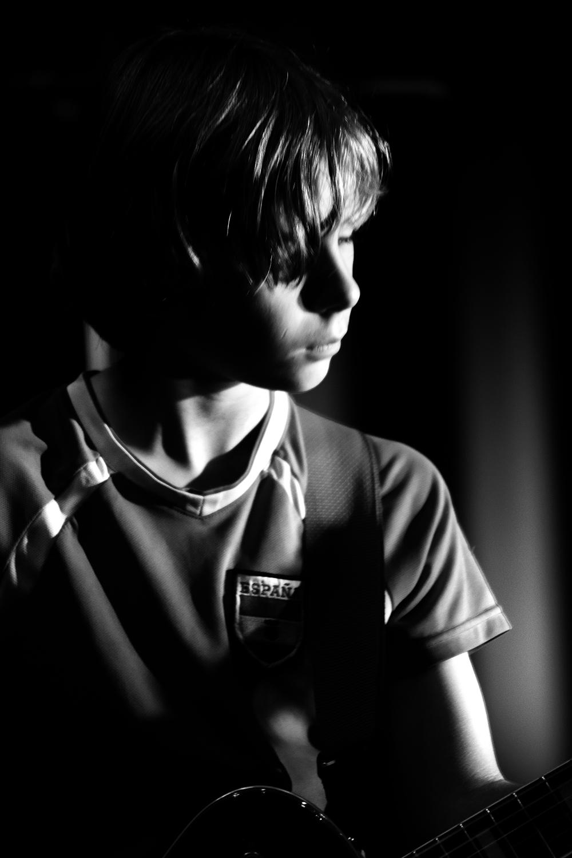 Omar Gebruers by Laurent Orseau - Summer Bummer Festival - De Studio - Antwerp, Belgium #5