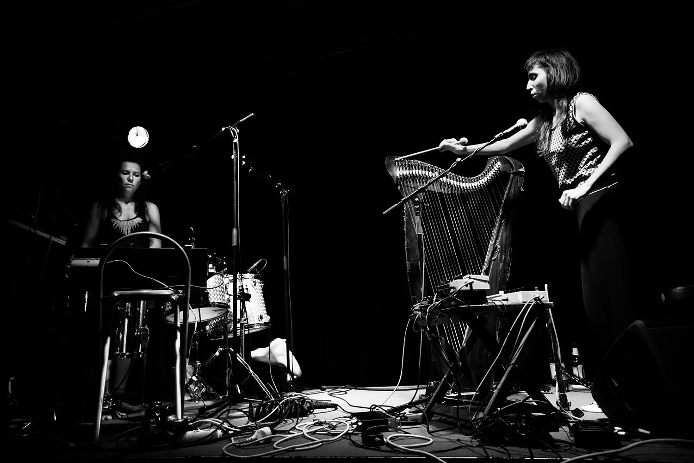 Osilasi - Concert - Les Ateliers Claus - Brussels, Belgium