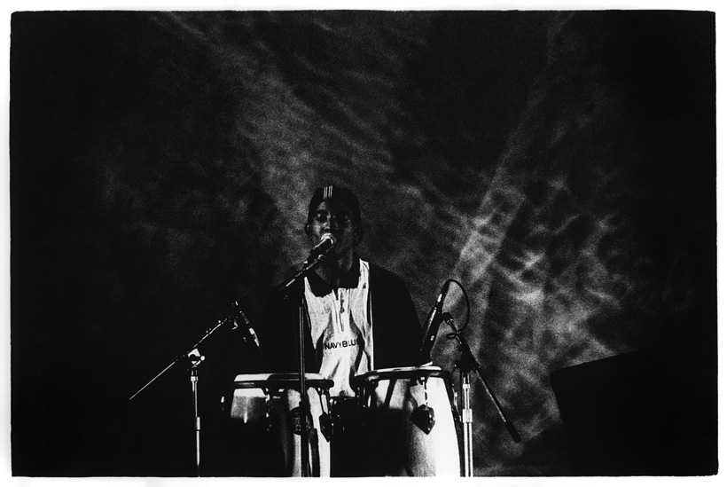 P18 by Laurent Orseau - Black Sessions - La Maison de la Radio - Paris, France #10