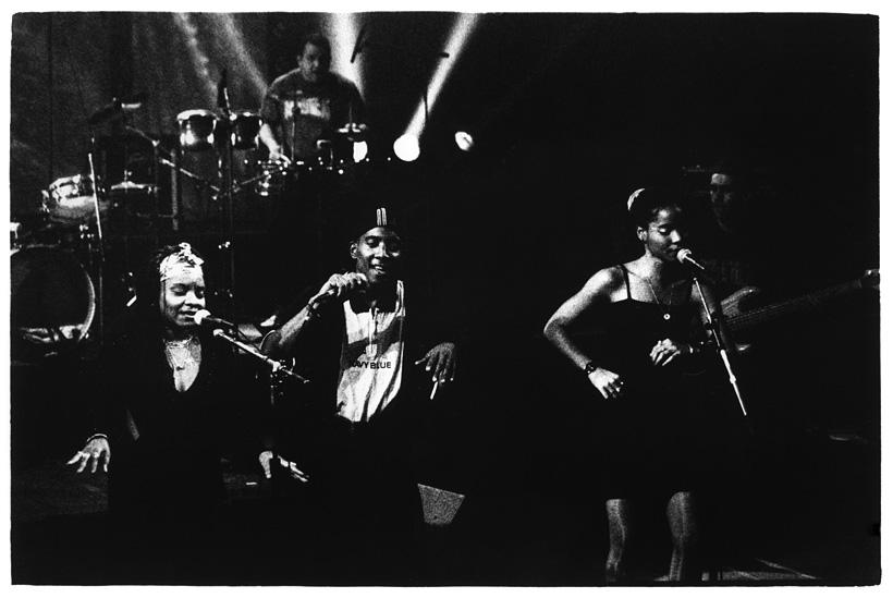 P18 by Laurent Orseau - Black Sessions - La Maison de la Radio - Paris, France #7