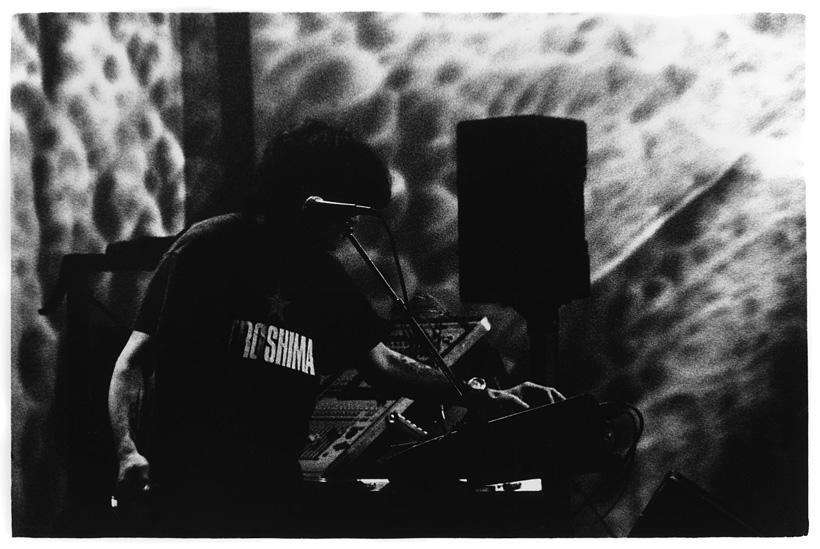 P18 by Laurent Orseau - Black Sessions - La Maison de la Radio - Paris, France #9