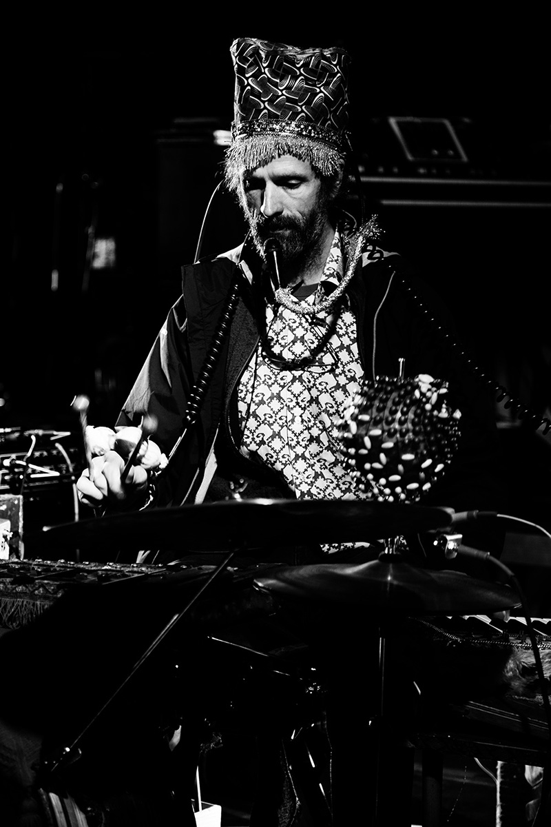 Paddy Steer by Laurent Orseau - Soundcheck - Circus Claus - Les Ateliers Claus - Brussels, Belgium #5