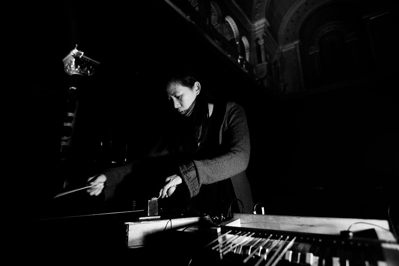 Pak Yan Lau by Laurent Orseau - KRAAK - Sonic Treatise - Greylight Projects Chapel - Brussels, Belgium #5