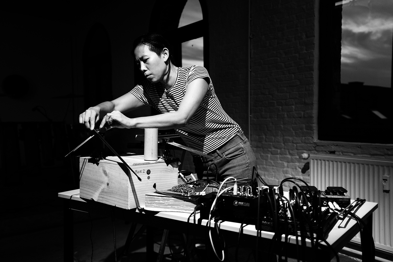 Pak Yan Lau by Laurent Orseau - Q-O2 with Les Ateliers Claus - Brussels, Belgium #1