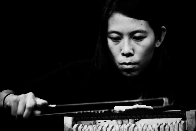 Pak Yan Lau by Laurent Orseau - Concert - Les Ateliers Claus - Brussels, Belgium #13