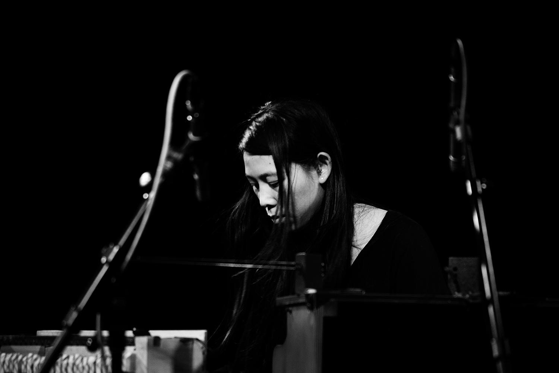Pak Yan Lau by Laurent Orseau - Concert - Les Ateliers Claus - Brussels, Belgium #17