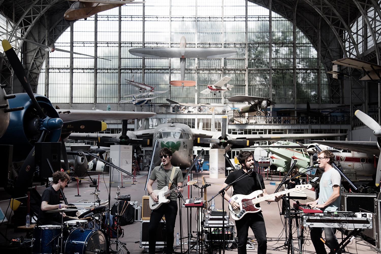 Pale Grey - Fête de la Musique - Parc du Cinquantenaire - Brussels, Belgium