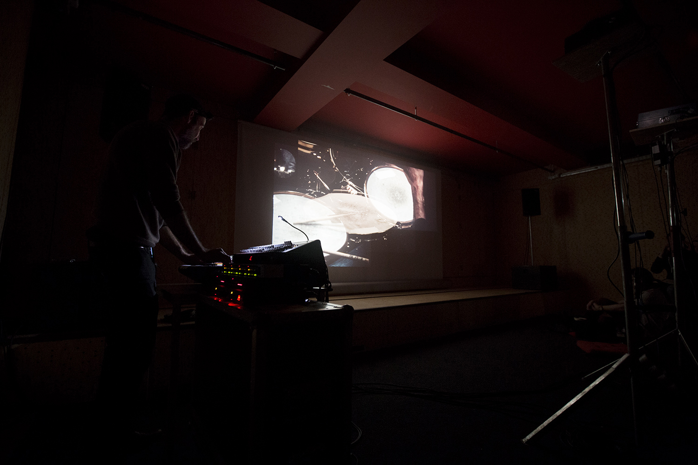 Paul Destieu by Laurent Orseau - Concert - Les Ateliers Claus - Brussels, Belgium #1