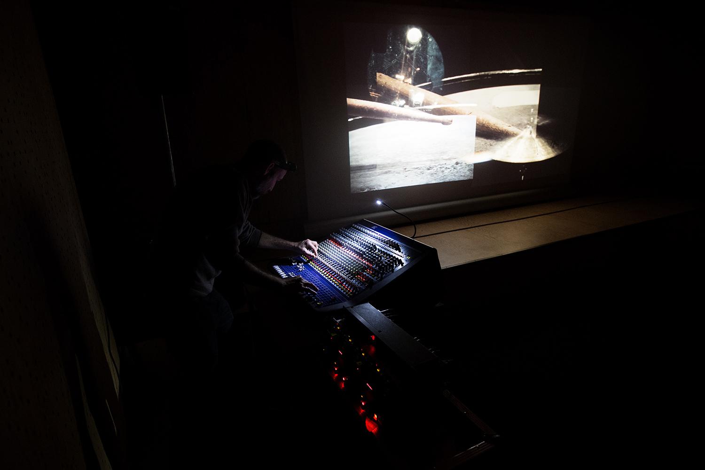 Paul Destieu - Concert - Les Ateliers Claus - Brussels, Belgium