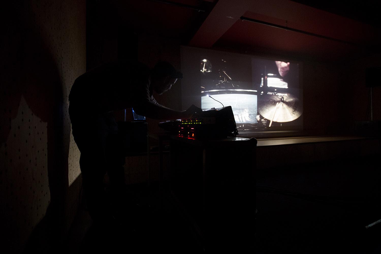Paul Destieu by Laurent Orseau - Concert - Les Ateliers Claus - Brussels, Belgium #5