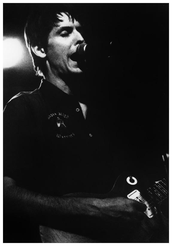 Pavement by Laurent Orseau - Black Sessions - Boule Noire - Paris, France #5