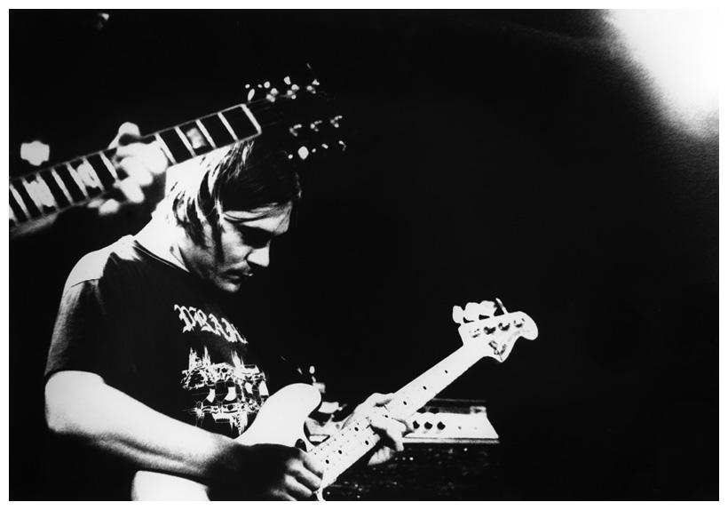 Pavement by Laurent Orseau - Black Sessions - Boule Noire - Paris, France #8