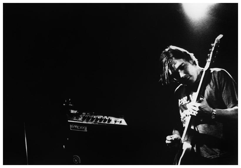 Pavement by Laurent Orseau - Black Sessions - Boule Noire - Paris, France #9