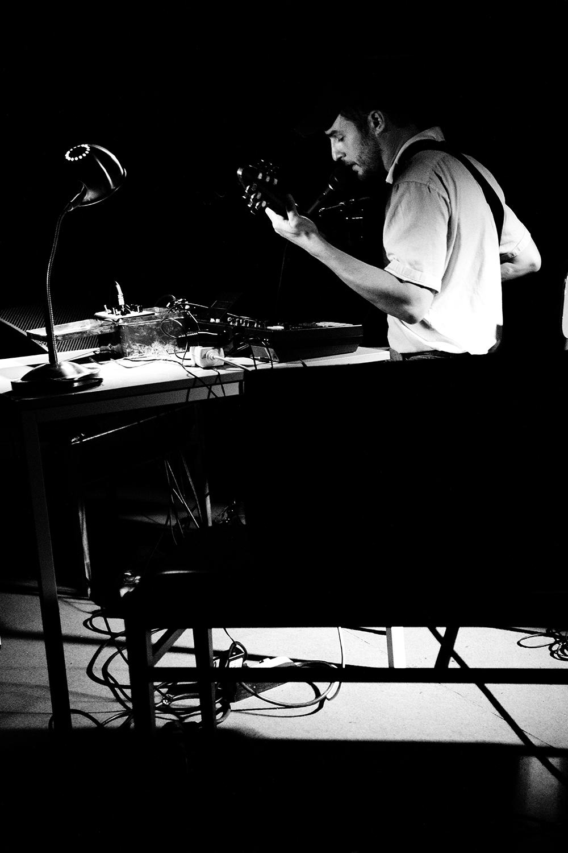 People Skills by Laurent Orseau - Concert - Les Ateliers Claus - Brussels, Belgium #3
