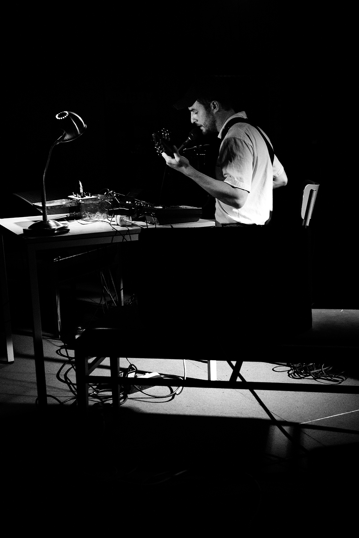 People Skills by Laurent Orseau - Concert - Les Ateliers Claus - Brussels, Belgium #7
