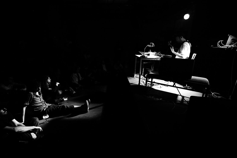 People Skills by Laurent Orseau - Concert - Les Ateliers Claus - Brussels, Belgium #8