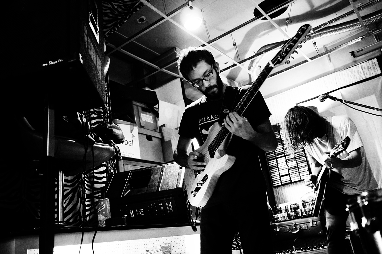 Phoenician Drive by Laurent Orseau - Balades Sonores - Brussels, Belgium #10