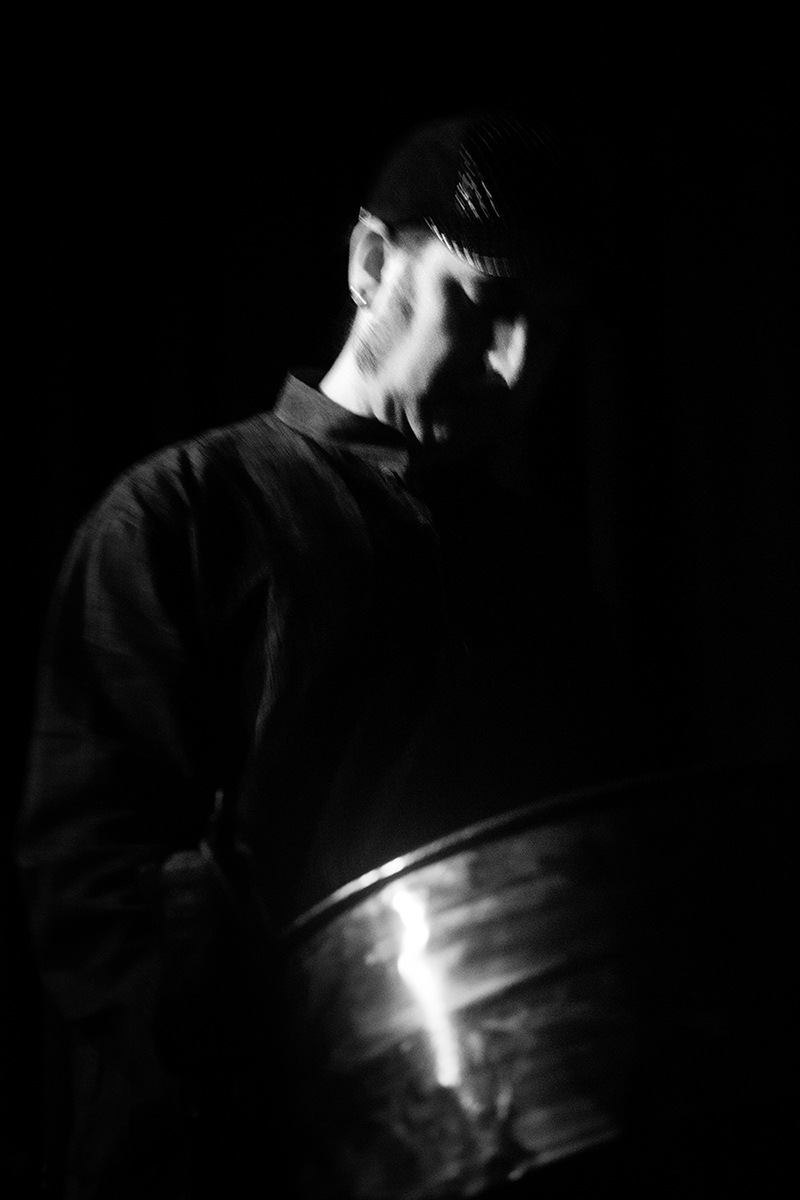 Powerdove by Laurent Orseau - Concert - Les Ateliers Claus - Brussels, Belgium #10