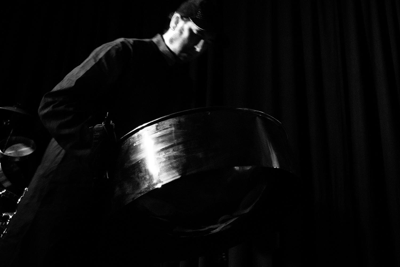 Powerdove by Laurent Orseau - Concert - Les Ateliers Claus - Brussels, Belgium #9