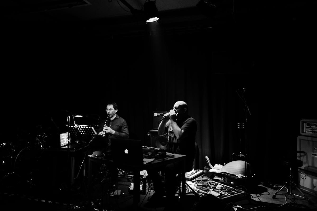 Praed by Laurent Orseau - Concert - Les Ateliers Claus - Brussels, Belgium #3