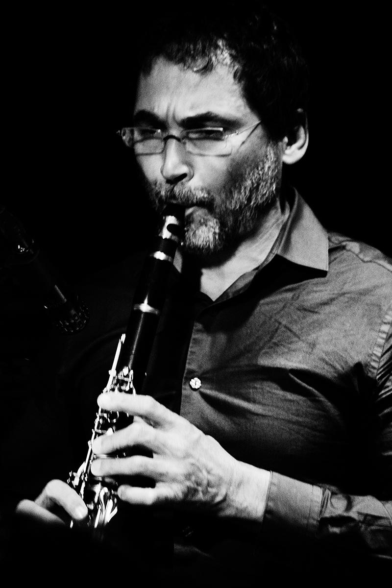 Praed by Laurent Orseau - Concert - Les Ateliers Claus - Brussels, Belgium #6