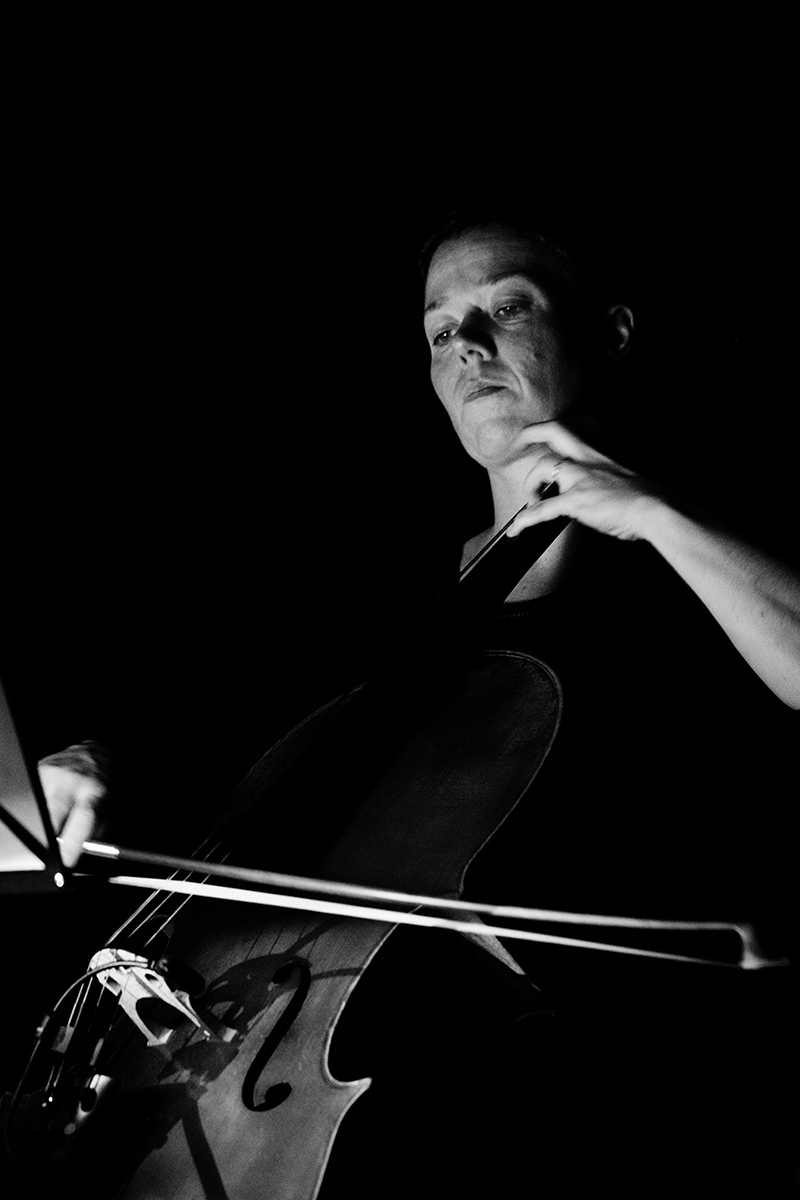 Quatuor MP4 by Laurent Orseau - SMOG - Les Ateliers Claus - Brussels, Belgium #11