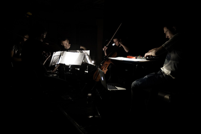 Quatuor MP4 by Laurent Orseau - SMOG - Les Ateliers Claus - Brussels, Belgium #4