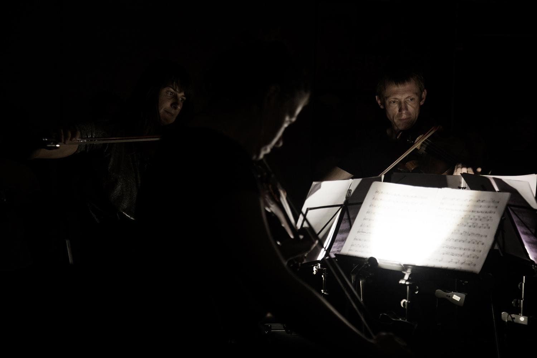 Quatuor MP4 by Laurent Orseau - SMOG - Les Ateliers Claus - Brussels, Belgium #5