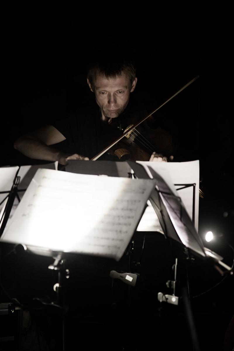 Quatuor MP4 by Laurent Orseau - SMOG - Les Ateliers Claus - Brussels, Belgium #6