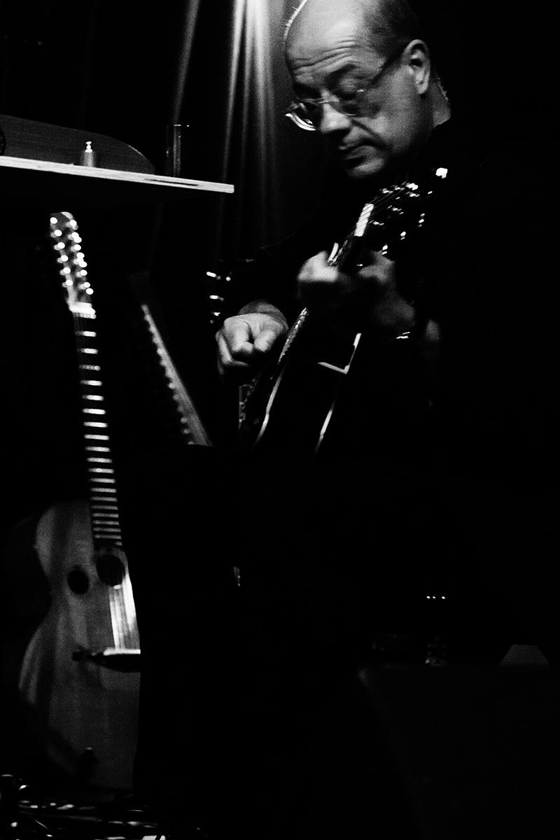 Quentin Rollet & Thierry Müller by Laurent Orseau - Concert - Instants Chavirés - Montreuil, France #4