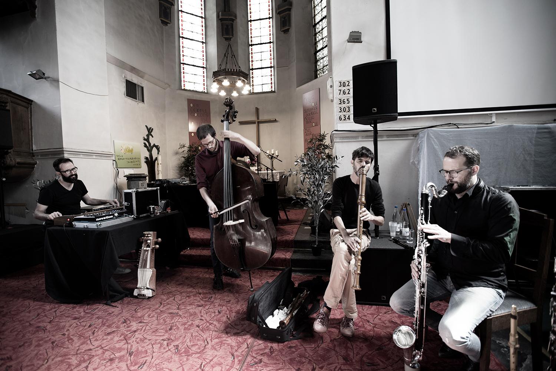 Razen - Meakusma Festival - Friedenskirche - Eupen, Belgium
