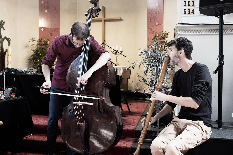 Razen by Laurent Orseau - Meakusma Festival - Friedenskirche - Eupen, Belgium #12