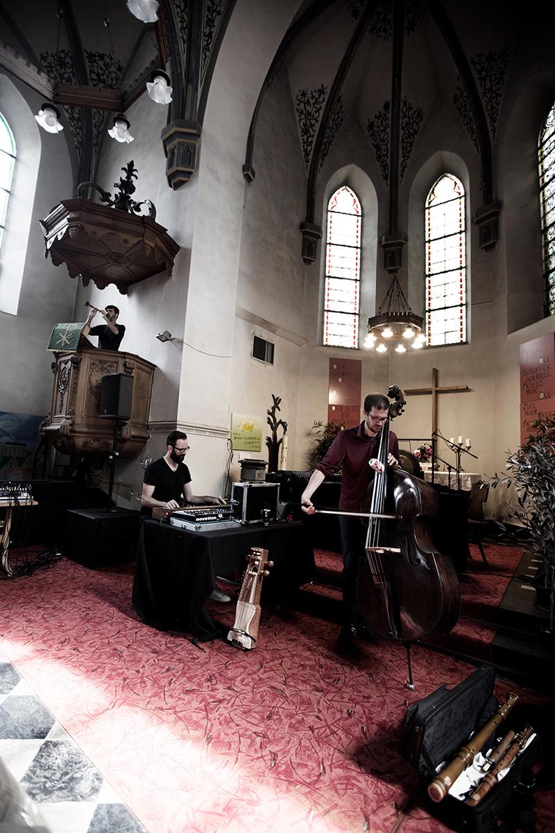Razen by Laurent Orseau - Meakusma Festival - Eupen, Belgium #2
