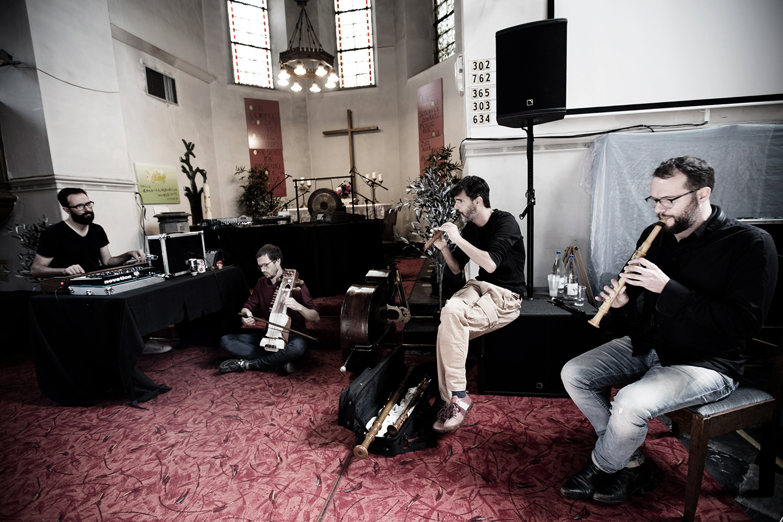 Razen by Laurent Orseau - Meakusma Festival - Friedenskirche - Eupen, Belgium #3
