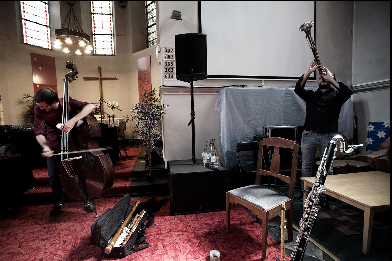 Razen by Laurent Orseau - Meakusma Festival - Friedenskirche - Eupen, Belgium #5