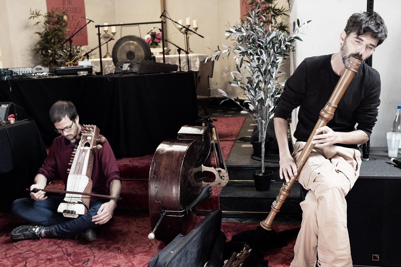 Razen by Laurent Orseau - Meakusma Festival - Friedenskirche - Eupen, Belgium #7