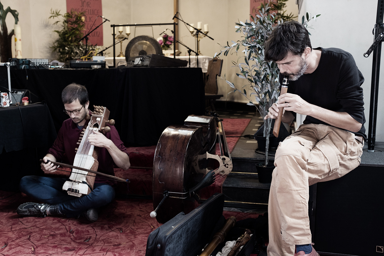 Razen by Laurent Orseau - Meakusma Festival - Friedenskirche - Eupen, Belgium #8
