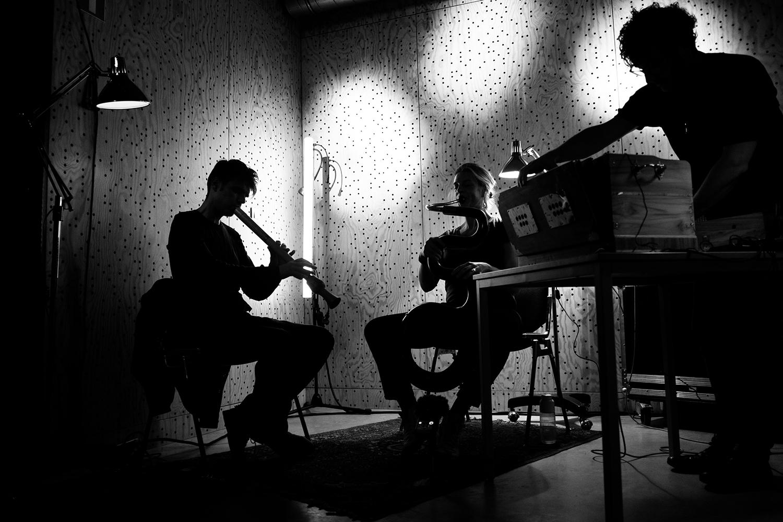 Razen with Berlinde Deman by Laurent Orseau - Les Ateliers Claus - Brussels, Belgium #3