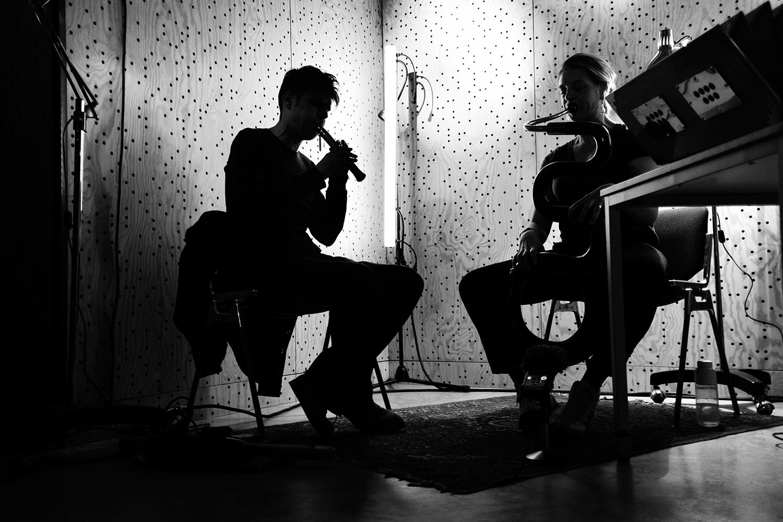 Razen with Berlinde Deman by Laurent Orseau - Les Ateliers Claus - Brussels, Belgium #5