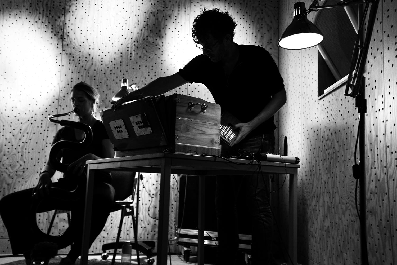 Razen with Berlinde Deman by Laurent Orseau - Les Ateliers Claus - Brussels, Belgium #6