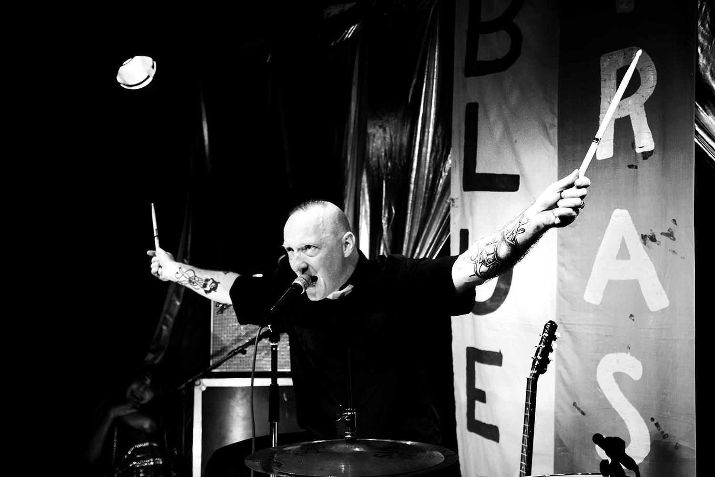 Reverend Beat-Man by Laurent Orseau - Les Ateliers Claus - Brussels, Belgium #13