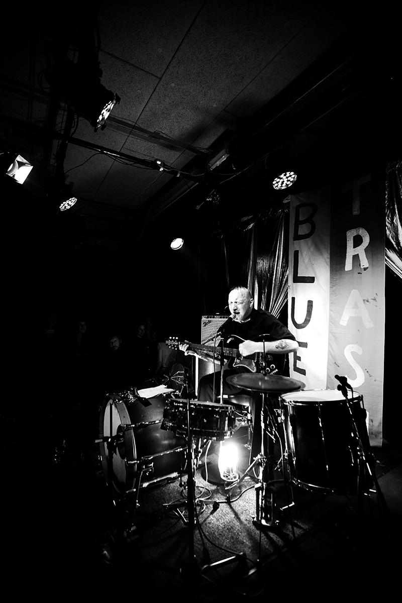 Reverend Beat-Man by Laurent Orseau - Les Ateliers Claus - Brussels, Belgium #3