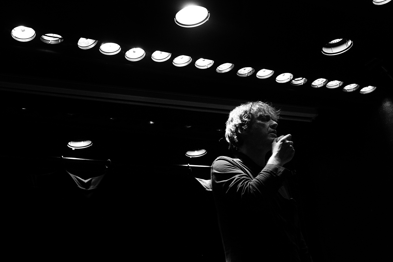 Richard Youngs by Laurent Orseau - Café Central - Brussels, Belgium #8