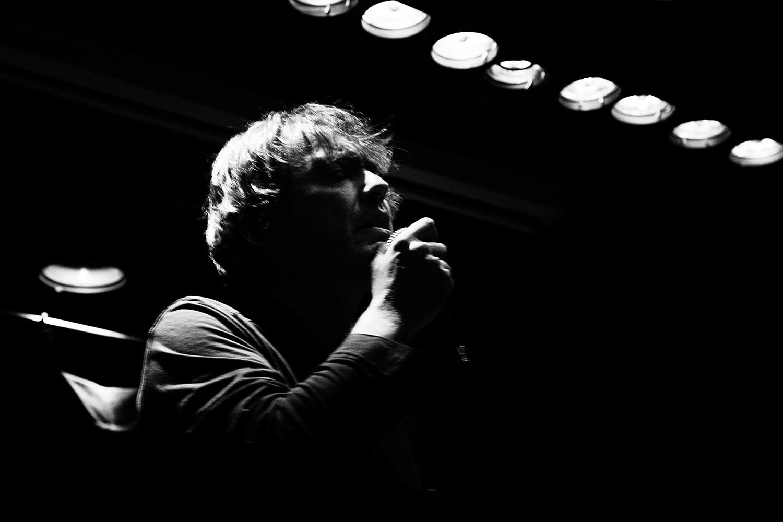 Richard Youngs - Concert - Café Central - Brussels, Belgium