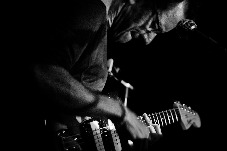 Roy Montgomery by Laurent Orseau - Concert - Les Ateliers Claus - Brussels, Belgium #3
