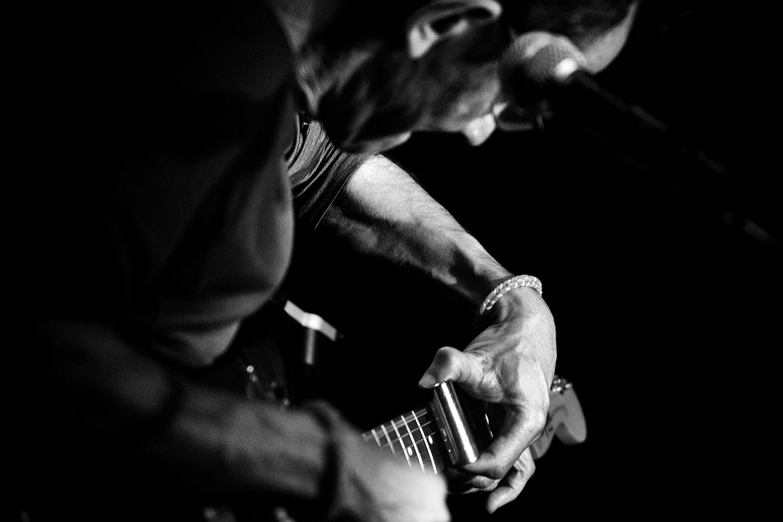 Roy Montgomery by Laurent Orseau - Concert - Les Ateliers Claus - Brussels, Belgium #4