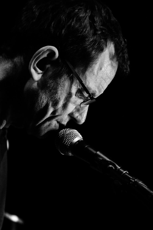 Roy Montgomery by Laurent Orseau - Concert - Les Ateliers Claus - Brussels, Belgium #6