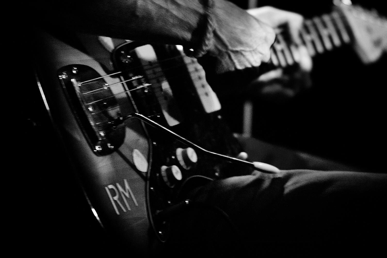 Roy Montgomery by Laurent Orseau - Concert - Les Ateliers Claus - Brussels, Belgium #7