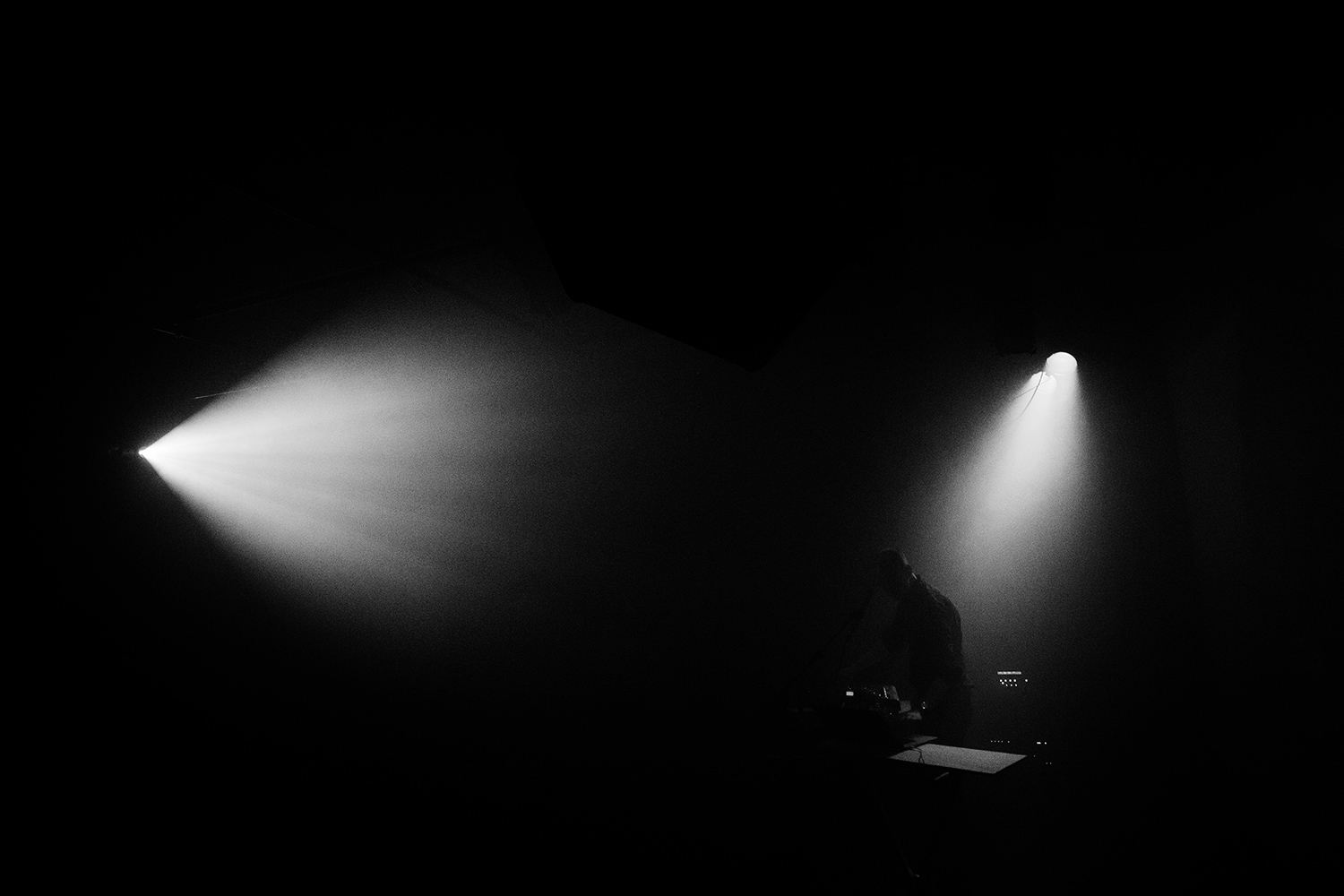 Run Dust (Luke Calzonetti) by Laurent Orseau - SMOG - Les Ateliers Claus - Brussels, Belgium #1